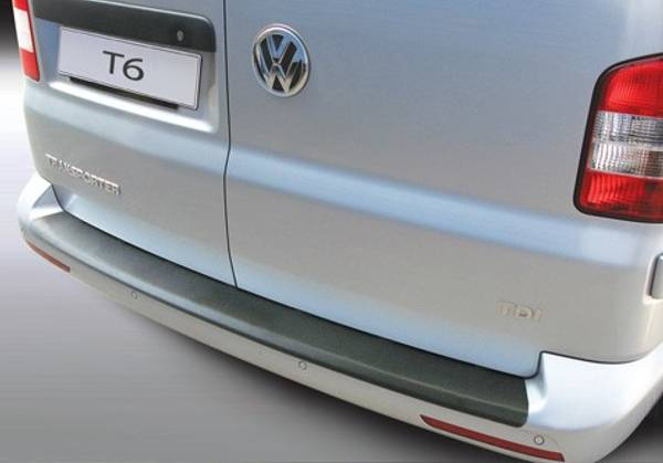Bilde av Støtfanger beskytelse VW T5 T6 svart.