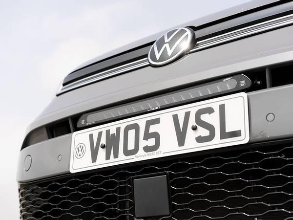 Bilde av Komplett pakke VW Caddy 2020- Lazer innfellingskit Linear 18 ELI