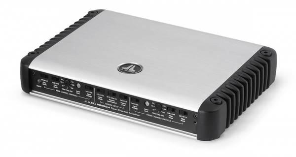 Bilde av JL Audio - HD600/4 forsterker 4x150W HD serien 4 kanaler med R.I